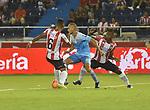Jaguares venció como visitante 2-1 a Atlético Junior. Partido aplazado de la fecha 2 Liga Águila I-2017.