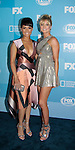 Grace Gealey & Kaitlin Doubleday - Empire - FOX 2015 Programming Presentation on May 11, 2015 at Wolman Rink, Central Park, New York City, New York.  (Photos by Sue Coflin/Max Photos)