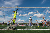 Boston, MA - Saturday June 24, 2017: Katelyn Rowland during a regular season National Women's Soccer League (NWSL) match between the Boston Breakers and the North Carolina Courage at Jordan Field.