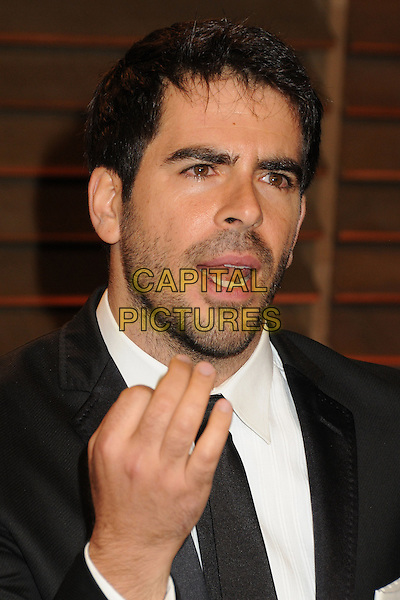 02 March 2014 - West Hollywood, California - Eli Roth. 2014 Vanity Fair Oscar Party following the 86th Academy Awards held at Sunset Plaza. <br /> CAP/ADM/BP<br /> &copy;Byron Purvis/AdMedia/Capital Pictures