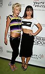 LOS ANGELES, CA. - February 05: Recording Artists The Paradiso Girls  arrive at the Black Eyed Peas Peapod Foundation benefit concert presented by Adobe Youth Voices inside the Conga Room at the Nokia Theatre L.A. Live on February 5, 2009 in Los Angeles, California.