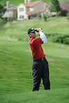 VALLEJO, CA - APRIL 20:  Eric Grimberg of the Saint Mary's Gaels during the final round of the WCC Golf Championships on April 20, 2010 in Vallejo, California.