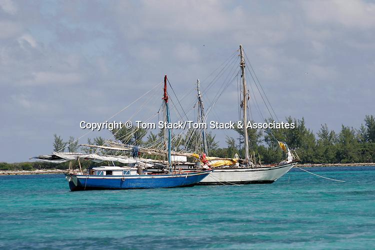 Bahamian Sailboats, Nassau, Bahamas