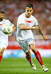 Sevilla CF's Vitolo during Spanish Kings Cup Final match. May 22,2016. (ALTERPHOTOS/Acero)