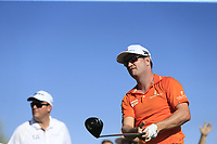 Zach Johnson (USA) tees off the 3rd tee during Saturday's Round 3 of the Waste Management Phoenix Open 2018 held on the TPC Scottsdale Stadium Course, Scottsdale, Arizona, USA. 3rd February 2018.<br /> Picture: Eoin Clarke | Golffile<br /> <br /> <br /> All photos usage must carry mandatory copyright credit (&copy; Golffile | Eoin Clarke)