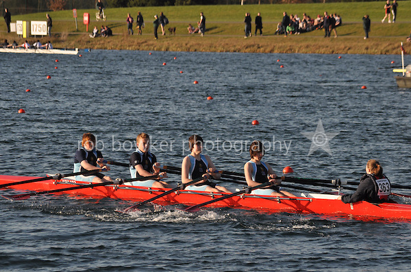 363 J14.4x+ LVS Ascot Boat Club A..The Scullery - Junior Sculling Head 2012.Monday 19 March 2012 at Eton College Rowing Centre, Dorney Lake.