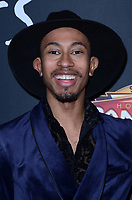 """LOS ANGELES - FEB 27:  Kalen Allen at the """"Cats"""" Play Opening at the Pantages Theater on February 27, 2019 in Los Angeles, CA"""
