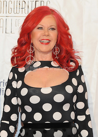 NEW YORK, NY - JUNE 09: Kate Pierson of the B-52s' attends the 47th Annual Songwriters Hall Of Fame Induction And Awards Gala at The New York Marriott Marquis on June 9, 2016 in New York City.  Photo Credit:John Palmer/ Media Punch