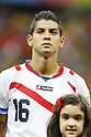 Cristian Gamboa (CRC), JULY 5, 2014 - Football / Soccer : FIFA World Cup Brazil 2014 quarter-finals match between Netherlands 0(4-3)0 Costa Rica at Arena Fonte Nova stadium in Salvador, Brazil.<br /> (Photo by AFLO)