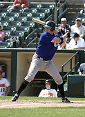 May 26, 2004:  Mike Glavine of the Norfolk Tides, Triple-A International League affiliate of the New York Mets, during a game at Frontier Field in Rochester, NY.  Photo by:  Mike Janes/Four Seam Images