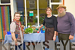 Olga Ireson, Tree Lewis and Peter Ireson who are part of the recently Kenmare co-operative society a non-profit food store supplies fresh fare at reasonable prices