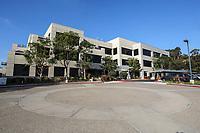 Nov. 14, 2019. San Diego, CA.  NuVasive's campus located in San Diego.   Photos by Jamie Scott Lytle. Copyright.