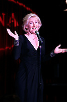 LOS ANGELES - OCT 6: Joanne O'Brien at the Right This Way, Your Table's Waiting cabaret performance - to benefit The Actors Fund held at  The Catalina Jazz Club on October 8, 2017 in Los Angeles, CA