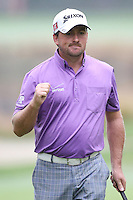 12/01/12 Thousand Oaks, CA:  Graeme McDowell during the third round of the 2012 World Challenge presented by Northwestern Mutual. Held at the Sherwood Country Club.