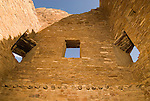 3 windows, Pueblo Bonito..Chaco Culture National Historical Park