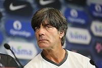 03.09.2016: Pressekonferenz der Deutschen Nationalmannschaft in Oslo