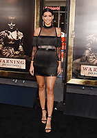 HOLLYWOOD, CA - AUGUST 07: Actress Stephanie Sigman attends the premiere of New Line Cinema's 'Annabelle: Creation' at TCL Chinese Theatre IMAX on August 07, 2017 in Los Angeles, California.<br /> CAP/ROT/TM<br /> &copy;TM/ROT/Capital Pictures
