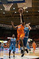 Valencia Basket - Cajasol (2-3-2013)