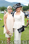 Aileen Goodman and Mary Stapleton Pictured at Ladies Day at Killarney Races on Thursday, from left: .