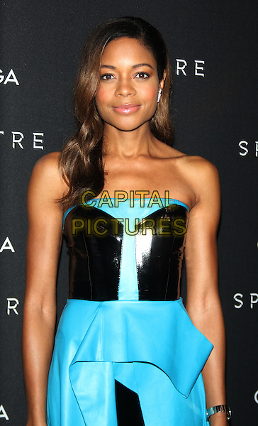 NEW YORK, NY - NOVEMBER 4: Naomie Harris at Omega presents advance screening of 007 Spectre at AMC Lowes Lincoln Square 13 in New York City on November 4, 2015. <br /> CAP/MPI/RW<br /> &copy;RW/MPI/Capital Pictures