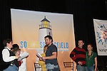Fans - Daniel Cosgrove - Tom Pelphrey - Gina Tognoni - So Long Springfield celebrating 7 wonderful decades of Guiding Light Event (Saturday afternoon) come to see fans at the Hyatt Regency Pittsburgh International Airport, in Pittsburgh, PA. during the weekend of October 24 and 25, 2009. (Photo by Sue Coflin/Max Photos)