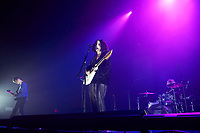 ST. PAUL, MN - MAY 17: Pale Waves perform at Roy Wilkins Auditorium on May 17, 2017 in St. Paul, Minnesota. Credit: Tony Nelson/MediaPunch