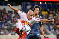 New York Red Bulls vs Los Angeles Galaxy October 04 2011