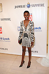 Model Flaviana Matata Wearing @versaillesbklyn Attends Rush Philanthropic Arts Foundation's 20th anniversary at the 2015 ART FOR LIFE benefit,  in Bridgehampton hosted by Soledad O'Brien   honoring Dave Chappelle, Michaela and Simon de Pury, Ava DuVernay, and featured artist Wangechi Mutu for their support of the arts, career achievements, and overall commitment to our communities.
