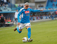 27th October 2019; Stadio Paolo Mazza, Ferrara, Emilia Romagna, Italy; Serie A Football, SPAL versus Napoli; Jose Callejon of Napoli crosses the ball - Editorial Use