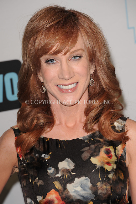 WWW.ACEPIXS.COM . . . . . .April 4, 2012...New York City...Kathy Griffin at the Bravo Media 2012 Upfront Presentation on April 4, 2012  in New York City ....Please byline: KRISTIN CALLAHAN - ACEPIXS.COM.. . . . . . ..Ace Pictures, Inc: ..tel: (212) 243 8787 or (646) 769 0430..e-mail: info@acepixs.com..web: http://www.acepixs.com .