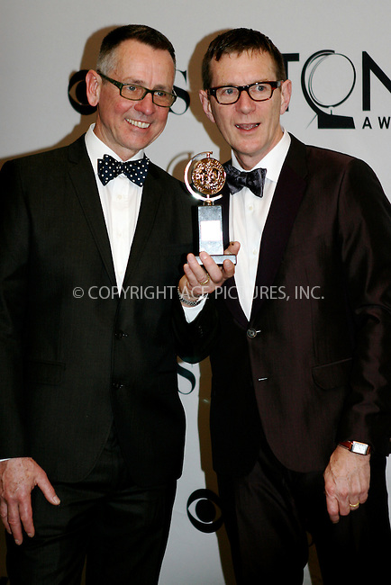 "WWW.ACEPIXS.COM . . . . .  ....June 12 2011, New York City....Handspring Puppet Company with a special award for ""War Horse"" during the 65th Annual Tony Awards on June 12, 2011 in New York City.....Please byline: NANCY RIVERA- ACEPIXS.COM.... *** ***..Ace Pictures, Inc:  ..Tel: 646 769 0430..e-mail: info@acepixs.com..web: http://www.acepixs.com"