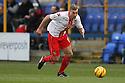 Simon Heslop of Stevenage<br />  - Peterborough United v Stevenage - Sky Bet League One - London Road, Peterborough - 23rd November 2013. <br /> © Kevin Coleman 2013