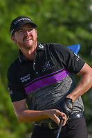 Jimmy Walker (USA) watches his tee shot on 14 during round 2 of the AT&amp;T Byron Nelson, Trinity Forest Golf Club, at Dallas, Texas, USA. 5/18/2018.<br /> Picture: Golffile | Ken Murray<br /> <br /> <br /> All photo usage must carry mandatory copyright credit (&copy; Golffile | Ken Murray)
