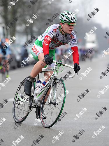 2011-02-26 / Wielrennen / seizoen 2011 / Senne Leysen..Foto: Mpics
