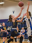 Simsbury @ Southington Varsity Girls Basketball