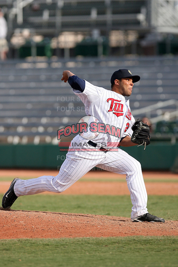 Alex Burnett - Mesa Solar Sox, 2009 Arizona Fall League.Photo by:  Bill Mitchell/Four Seam Images..
