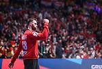 18.01.2020., Austria, Vienna, Wiener Stadthalle - European Handball Championship, Group I, Round 2, Croatia - Germany. Andreas Wolff. <br /> <br /> Foto © nordphoto / Luka Stanzl/PIXSELL