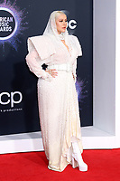 LOS ANGELES - NOV 24:  Christina Aguilera at the 47th American Music Awards - Arrivals at Microsoft Theater on November 24, 2019 in Los Angeles, CA