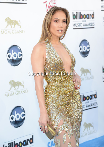 Jennifer Lopez arrives at The Billboard Music Awards at the MGM Grand on May 19, 2013 in Las Vegas, Nevada. ..Credit: MediaPunch/face to face..- Germany, Austria, Switzerland, Eastern Europe, Australia, UK, USA, Taiwan, Singapore, China, Malaysia, Thailand, Sweden, Estonia, Latvia and Lithuania rights only -