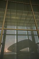 """Europe/France/Normandie/Haute-Normandie/76/Seine-Maritime/Le Havre: Musée des Beaux Arts André Malraux- """"Le Signal"""" Sculpture de H.G Adam"""