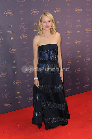 Naomi Watts at the Opening Gala Dinner during The 69th Annual Cannes Film Festival on May 11, 2016 in Cannes, France.<br /> CAP/LAF<br /> &copy;Lafitte/Capital Pictures /MediaPunch ***NORTH AND SOUTH AMERICAN SALES ONLY***