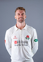 Picture By Allan McKenzie/SWpix.com - 11/04/18 - Cricket - Lancashire County Cricket Club Photo Call Media Day 2018 - Emirates Old Trafford, Manchester, England - Dane Vilas.