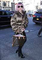 Noomi Rapace Seen In NYC