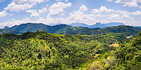 Panorama photo of Bible Rock, near Kandy in the Sri Lanka Central Province aka Sri Lanka Highlands or Sri Lanka Hill Country, Asia. This is a panorama photo of Bible Rock, near Kandy in the Sri Lanka Central Province aka Sri Lanka Highlands or Sri Lanka Hill Country, Asia.
