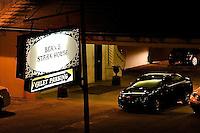 C- Bern's Steak House Kitchen & Entrance, Tampa FL 10 14