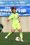 Asuna Tanaka (JPN), <br /> MARCH 6, 2015 - Football / Soccer : <br /> Algarve Women's Football Cup 2015 Group C match <br /> between Japan 3-0 Portugal <br /> at Algarve Stadium in Faro, Portugal. <br /> (Photo by YUTAKA/AFLO SPORT)[1040]