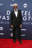 HOLLYWOOD, CA - JUNE 6: Morgan Freeman, at The American Film Institute's 47th Life Achievement Award Gala Tribute To Denzel Washington at the Dolby Theatre in Hollywood, California on June 6, 2019.    <br /> CAP/MPI/SAD<br /> ©SAD/MPI/Capital Pictures