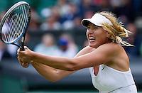 21-06-11, Tennis, England, Wimbledon, Maria Sharapova
