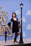 Alba Messa attends to Mary Poppins Returns film premiere at Kinepolis in Pozuelo de Alarcon, Spain. December 11, 2018. (ALTERPHOTOS/A. Perez Meca)