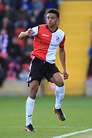 Nathan Ralph of Woking During Woking vs Bury, Emirates FA Cup Football at The Laithwaite Community Stadium on 5th November 2017